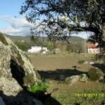 Vistas de Acebuche (izda) y Navalahiguera (dcha)