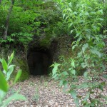 Cueva del cuco, camino de la casa